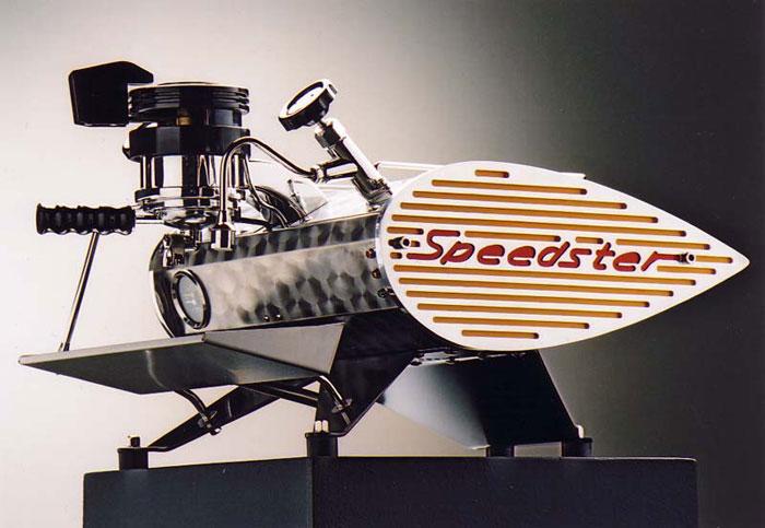 Speedster (1/2)