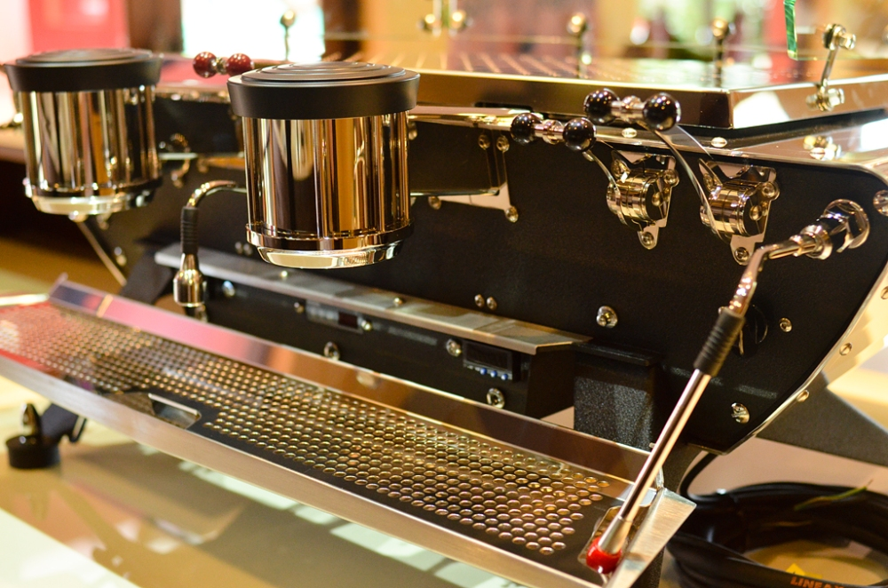 Spirit Duette espresso machine (1/6)