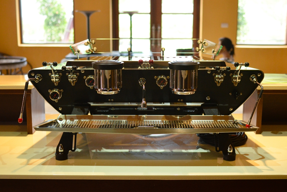 Spirit Duette espresso machine (4/6)